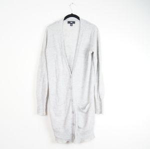 Mossimo   Gray Cardigan   Size XL